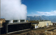 Centra Geotérmica - Fonte: DOE/NREL, Joel Renner - INEEL