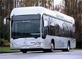 Autocarro movido a Hidrogénio -  Fonte:  Projecto CUTE/IST